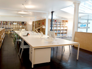 Jasper Morrison Design Office and Studio - London Caseyfierro Architects Offices & stores