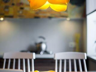 Pink Pug Design Interior Cuisine moderne