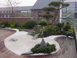 Kokeniwa Japanische Gartengestaltung Asian style garden