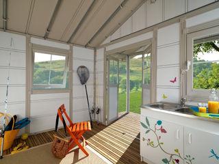 Casetas, Chalet y cobertizos Soluciones Utiles Hogarden JardínAccesorios y decoración
