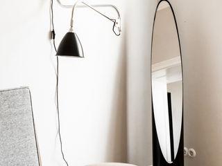 Loft Kolasiński DormitoriosTocadores Metal Negro