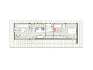 Giovanni Lucentini piccolo studio di architettura di 7 mq.