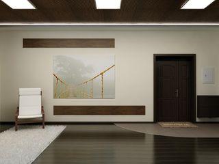 Цунёв_Дизайн. Студия интерьерных решений. Salones minimalistas