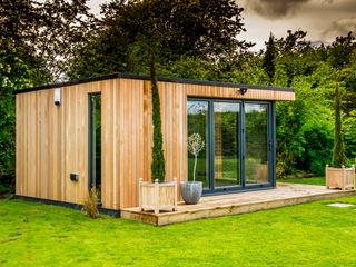 Stunning garden room suite The Swift Organisation Ltd Modern garden