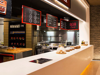 NM Mimarlık Danışmanlık İnşaat Turizm San. ve Dış Tic. Ltd. Şti. Gastronomie industrielle