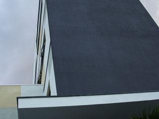 Logi Arquitetura Bangunan Kantor Modern