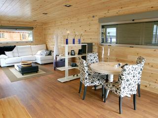 Casas Natura Ruang Makan Modern