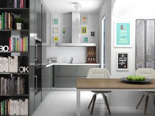 mcp-render Cozinhas modernas