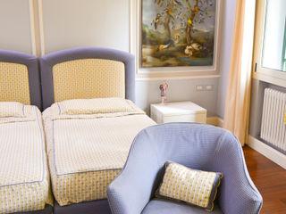Casa_Privata_Cittadella Studiogkappa Camera da letto in stile classico