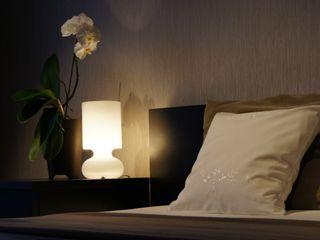 Aleksandra Jaros Pracownia Architektury i Wnętrz Minimalist bedroom