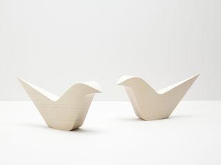 «WOODPUT» – wooden bird Mizko Design Living roomAccessories & decoration