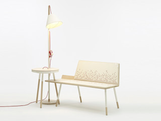 «GINA, MONI & FRANK» –furniture line Mizko Design Living roomSofas & armchairs
