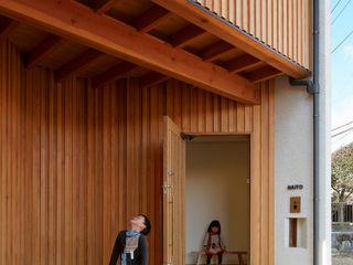 磯村建築設計事務所 Rumah Gaya Country