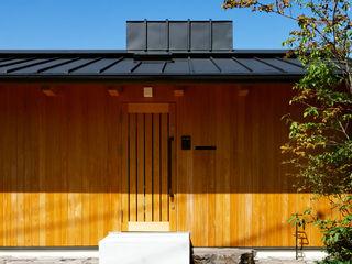 磯村建築設計事務所 Rumah Modern