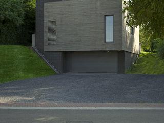 OPEN ARCHITECTES Case moderne