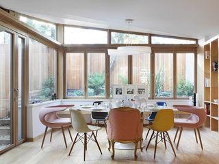 Private House Refurbishment in Primrose Hill, London AR Architecture Modern dining room