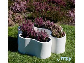 bgdesign Balconies, verandas & terracesPlants & flowers