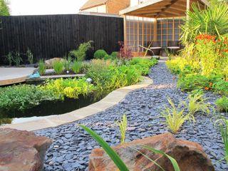 Zen Inspired Garden, Bradley Stoke Katherine Roper Landscape & Garden Design Garden