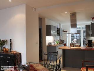 Agence ADI-HOME Ruang Makan Tropis