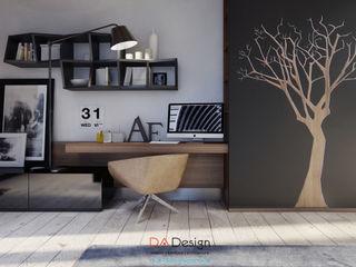 DA-Design Salones minimalistas