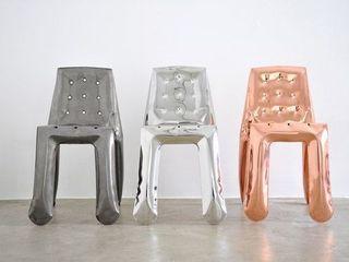 Zieta Prozessdesign ダイニングルーム椅子&ベンチ