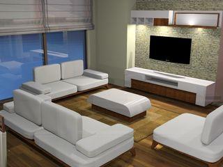 Trabcelona Design Salas modernas