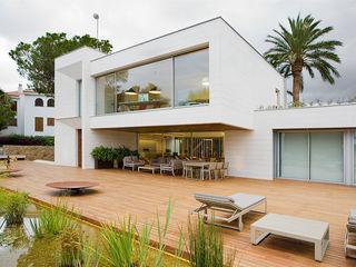 Vivienda unifamiliar en Dénia, Alicante Jorge Belloch interiorismo Casas de estilo moderno