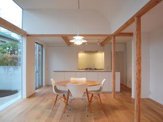 HOUSE WITH BOOKS FURUKAWA DESIGN OFFICE Salon moderne