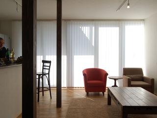 Renovation at Hagiyama FURUKAWA DESIGN OFFICE Salon moderne