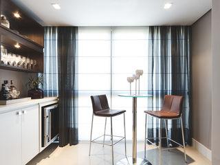 Arquiteto Gustavo Redlich & Associados Cantina moderna
