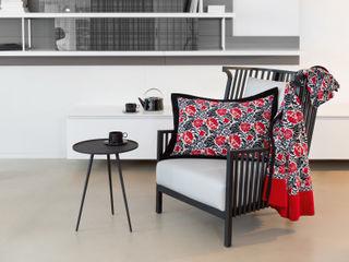 ZOE – florale Textilneuheiten von FEILER FEILER WohnzimmerAccessoires und Dekoration
