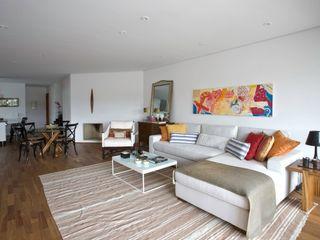 Pereira Reade Interiores Modern living room