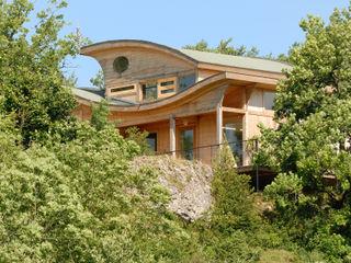 eco-designer Modern houses