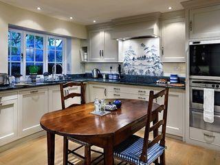 Village manor house Tim Jasper Kitchen