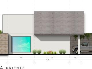 RAFAEL GUZMAN MADRID TALLER DE ARQUITECTURA Casas modernas