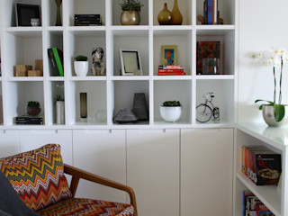ARQ_IN Living roomShelves