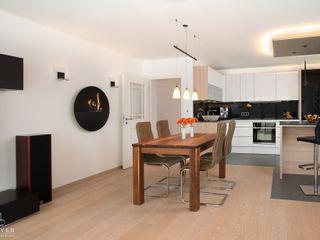 Langmayer Immobilien & Home Staging Вітальня