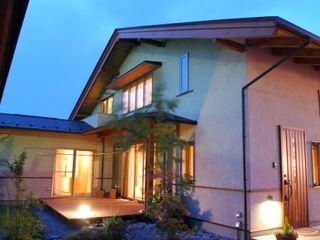 石和の舎 有限会社中村建築事務所 オリジナルな 家