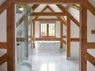 Country House Barn, Surrey Drummonds Bathrooms Country style bathroom