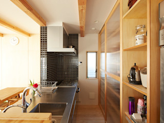 一級建築士事務所co-designstudio Modern kitchen