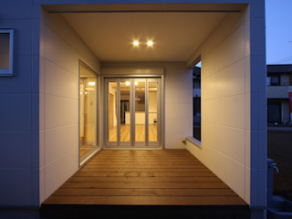 株式会社ハウジングアーキテクト建築設計事務所 منازل