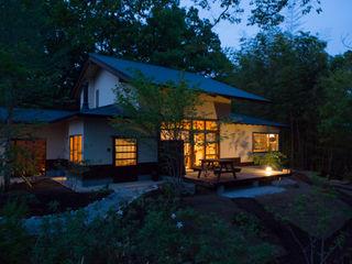 大泉の舎 有限会社中村建築事務所 オリジナルな 家