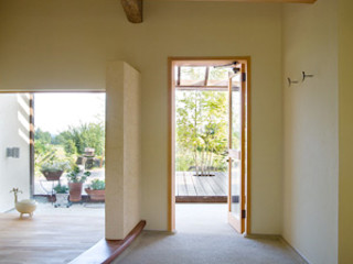 高根の舎Ⅰ 有限会社中村建築事務所 オリジナルな 壁&床