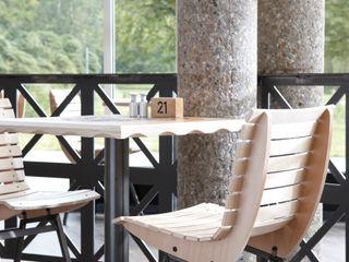 Interieur T Huis Design X Ambacht EetkamerStoelen & banken