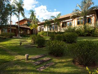 PM Arquitetura Rumah Gaya Rustic