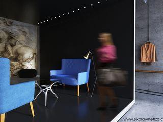 47 AVENUE BUTIK Sikora Wnetrza Espaces commerciaux minimalistes