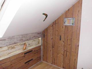 Einbauschränke Dachgeschoss TS Innenausbau GmbH Schreinerei KinderzimmerKleiderschränke und Kommoden