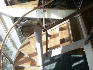 Spiral Staircase Aberdeen Complete Stair Systems Ltd 玄関&廊下&階段階段