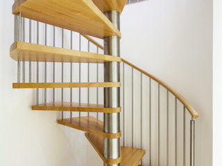 Spiral Staircase Gloucester Complete Stair Systems Ltd 玄関&廊下&階段階段