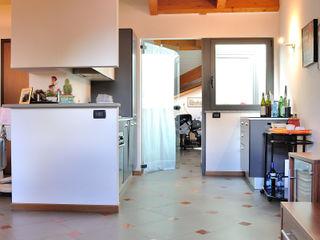 Home Staging mansarda in vendita a Monza Valtorta srl